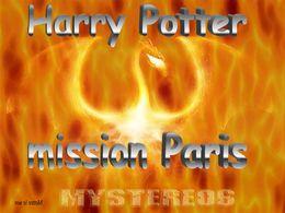 diaporama pps Harry Potter mission Paris