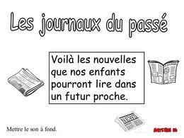 diaporama pps Journal du passé
