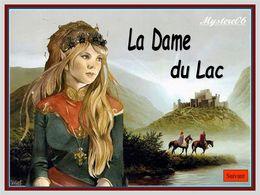 diaporama pps La dame du lac