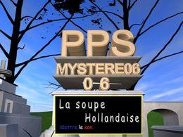 diaporama pps La soupe hollandaise