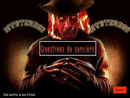 diaporama pps Questions de sorciers