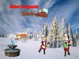 diaporama pps Natal Chegando