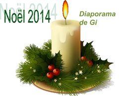 diaporama pps Noël 2014