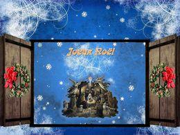 diaporama pps Joyeux Noël tout le monde 2014