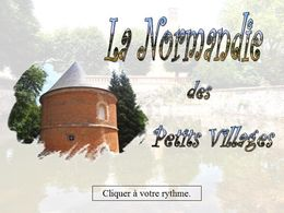 diaporama pps Normandie des petits villages