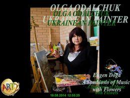 diaporama pps Olga Odalchuk 1965 ukrainean painter