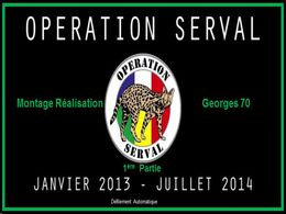 diaporama pps Opération serval partie 1