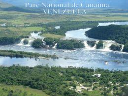 diaporama pps Parc de Canaima Salto Angel – Vénézuela