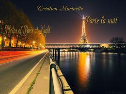 diaporama pps Paris la nuit
