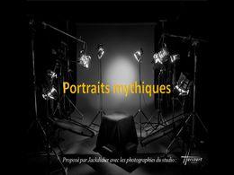 diaporama pps Portraits mythiques
