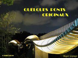 diaporama pps Quelques ponts originaux