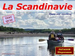diaporama pps Quiz Scandinavie