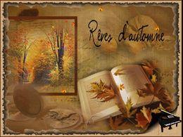 diaporama pps Rêves d'automne 2014