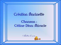 diaporama pps Romantisme et chanson de Céline Dion