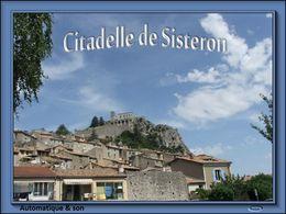 diaporama pps Citadelle de Sisteron