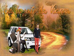 diaporama pps Sur la route des vacances 2014