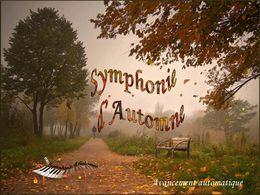 diaporama pps Symphonie d'automne 2014