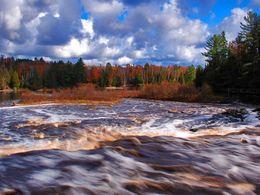 diaporama pps Tahquamenon provincial park – USA