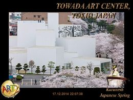 diaporama pps Towada art centre Tokio Japan