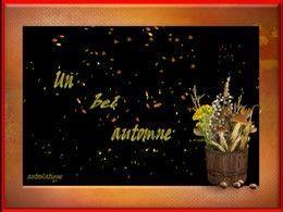 diaporama pps Un bel automne
