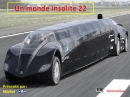 diaporama pps Un monde insolite 22
