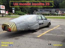 diaporama pps Un monde insolite 23
