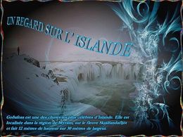 diaporama pps Un regard sur l'Islande