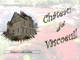 diaporama pps Vascœuil parc et château