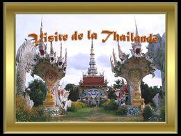 diaporama pps Visite de la Thaïlande