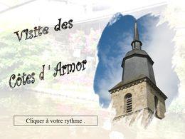 diaporama pps Visite des Côtes d'Armor