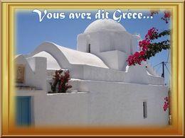 diaporama pps Vous avez dit Grèce