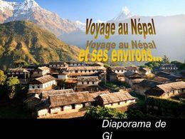 diaporama pps Voyage au Népal
