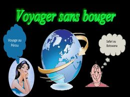 diaporama pps Voyager sans bouger