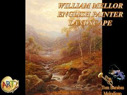 diaporama pps William Mellor – English Painter