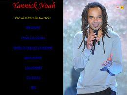 diaporama pps Yannick Noah