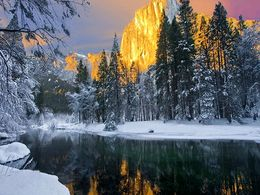 diaporama pps Yosemite national park USA