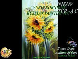 diaporama pps Yuriy Kornikov russian painter