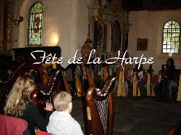 Fête de la harpe