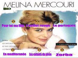 Mélina Mercouri