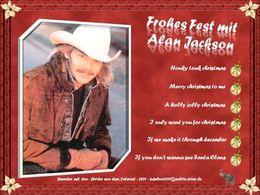 PPS Weihnachten mit Alan Jackson