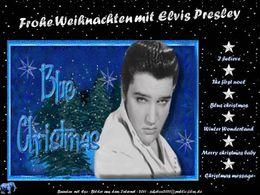 Weihnachten mit Elvis Presley