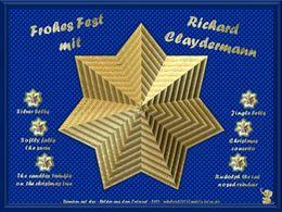 Weihnachten mit Richard Clayderman