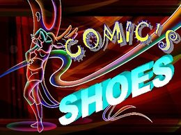 Comic's shoes diaporama