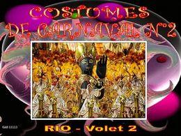 PPS Costumes de carnaval 2 Rio 2