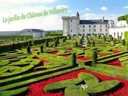 Le jardin du château de Villandry