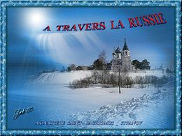 A travers la Russie