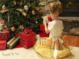 PPS noël All waiting Santa Claus