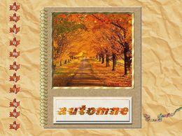 Octobre: L'automne en diaporama