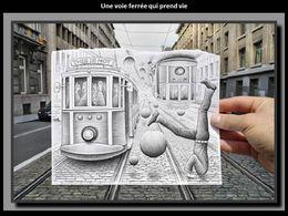 Ben Heine: Des dessins plus vrais que nature