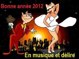 Bonne année 2012 en humour